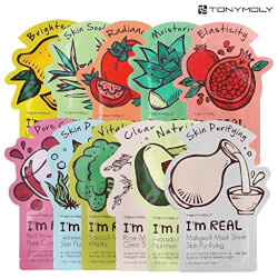 Pack of 11 Face Masks