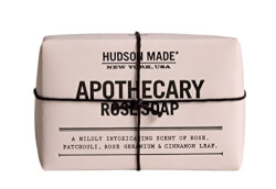 Organic Apothecary Rose Soap