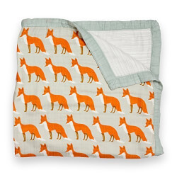 Bamboo Baby Blanket