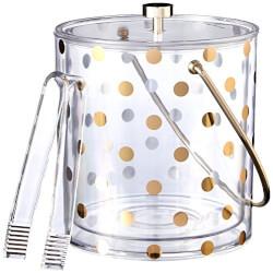 Kate Spade Acrylic Ice Bucket