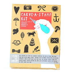 Create Your Own Rubber Stamp Set