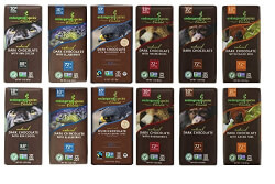Endangered Species Chocolate Bar Variety Pack