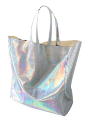 Hologram Shopping Bag