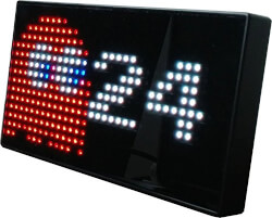 PAC-MAN Desk Clock
