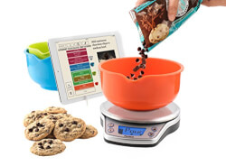 Smart Kitchen Scale and Recipe App