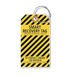 Smart Luggage Tag