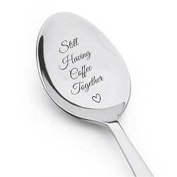 Silverware Spoon with Messages