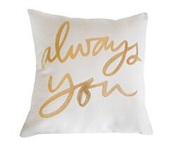 Always You Pillow