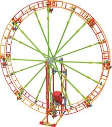 Ferris Wheel Building Set
