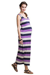 Boob Maternity Nursing Tank Dress