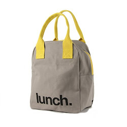 Cotton Lunch Bag