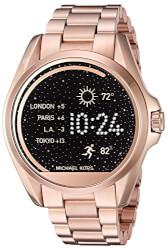 Michael Kors Rose Gold Smartwatch