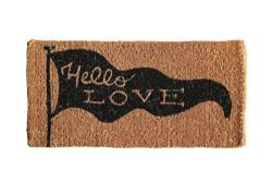 Hello Love Doormat