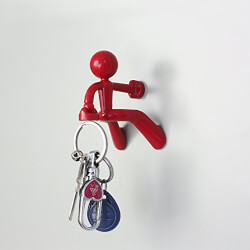 Functional Magnetic Key Holder
