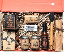 BBQ Grill Master's Gift Box