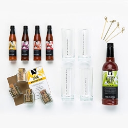 Bloody Mary Hot Sauce Gift Set