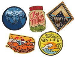 Adventure Patches