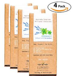 Elements Truffles Peppermint Chocolate Bars
