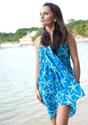 Sarong Swimsuit Cover-Up
