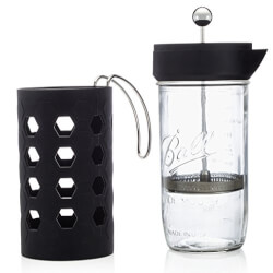Mason Jar French Press