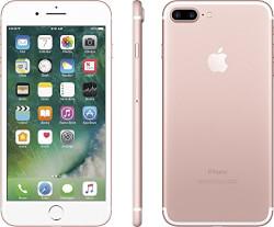 Rose Gold Apple iPhone 7 Plus