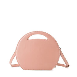 Convertible Round Crossbody Bag