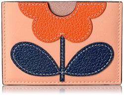 Orla Kiely Leather Card Holder