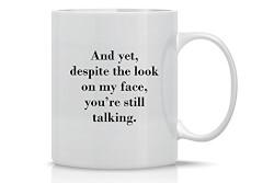 Funny Sarcasm Mug